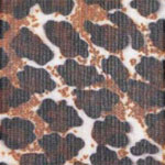 Cheetah Fabric Skins Monifilament Edge Ribbon