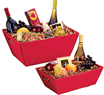 Corrugated  Gift Basket Market Trays
