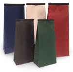 Biodegradeable Colored Americana PLA Lined Tin Tie Bags