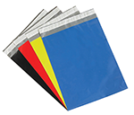 Colored Poly Self Seal Mailers