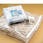 Large Vinyl Comforter Bags w/Sewn Seams and Top Zipper