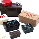 Contemporary Paper Candy Boxes