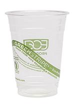 Biodegradable 16 oz. Corn Cups