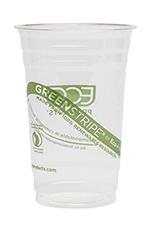 Biodegradable 20 oz. Corn Cups