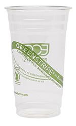 Biodegradable 24 oz. Corn Cups