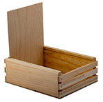 Countertop Display Crate