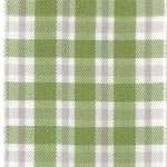 Cross Gate Plaid Ribbon