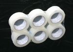 Clear Carton Sealing Tape (free shipping)