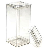 FDA Approved Clear Square Tube