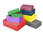 Special Order Matte Colored Set-Up Gift Boxes
