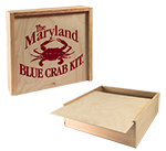 Custom Slide Top Wooden Boxes