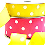 Domino Dots Ribbon