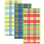 Dublin Plaid Ribbon