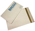 White EcoShipper Heavy Duty Peel & Seal Bags
