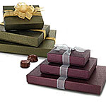 Luxury Embossed Speckle Set-Up Boxes