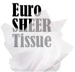 Sheer Translucent Tissue Paper