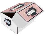 EZ-Lock Boxes with 4 Color Imprint