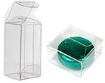 Value Series Food Safe Crystal Clear PET Boxes