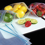 ColorZip Refrigerator & Freezer Bags