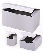 Premium White Gloss Gift Boxes