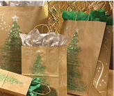 Elite Christmas Collection Paper Bags