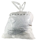 Pre-Printed Hotel Laundry Bags