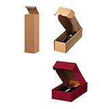 Italian Textured Wine Boxes