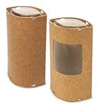FDA Approved Craft Paper Ellipse Tube