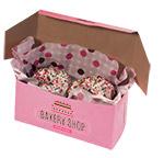 Kwik-Print Pink Cupcake Boxes