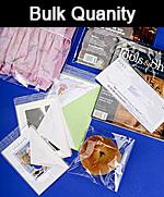 1.2mil Lip-N-Tape Polypropylene Bags