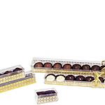 Long Geneva Plastic Candy Boxes