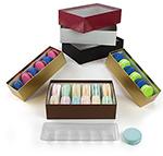 Vu Top Macaron Boxes