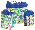 Make a Splash Paper Shopping Bags