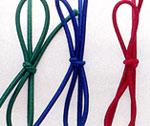 Matte Pre-Tied Premium Elastic Loops w/Bows