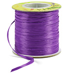 Synthetic Matte Color Raffia