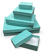 Aqua Jewel Collection Jewelry Boxes