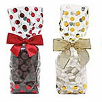 Metallic Dotted Polypropylene Bags