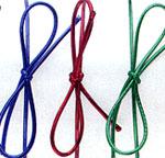 Metallic Pre-Tied Premium  Elastic Loops w/Bows