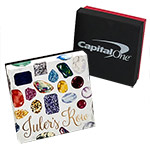 Custom Full Color Printed Jewelry Boxes