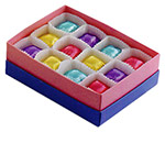 Folding Set-up  Boxes w/ Mix & Match Colors