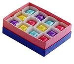 Folding Set-up  Boxes w/ Mix & Match Colors