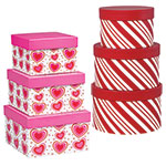 Gourmet Nested Gift Box Sets