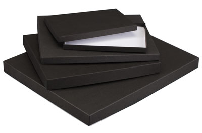 'Ohio Prime'  Matte Black Kraft Boxes