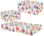 Festive Ornaments Side Seal Shipping Boxes