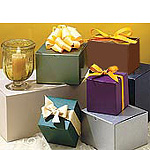 Premium Colored 1 Piece Gift Boxes