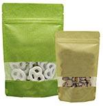 5mil Rice Paper Laminate Window Bags