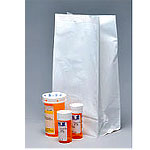 White Pharmacy Tamper Evident Bags