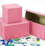 Ohio Valley Pink Cupcake Boxes