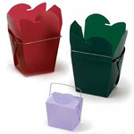 Plastic Take-out Pails