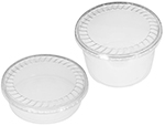 Candy & Nut Clear Tubs